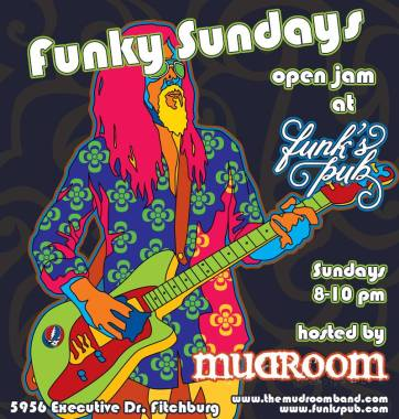Sunday Open Jam